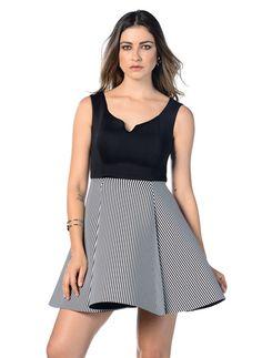 Dewberry Elbise 1320001Z4878 Bayan Elbise Siyah | Morhipo.com