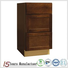 China Factory Cost Of Country Kitchen Cabinets