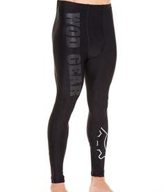 WODshop.com - WOD Gear | Men's Black Compression Pants, $85.00 (http://www.wodshop.com/wod-gear-mens-black-compression-pants/)
