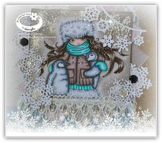 Magic Craft Land by Henryka Magic Crafts, Copic Markers, Colouring, Snow Globes, Frames, Doodles, Christmas Ornaments, Holiday Decor, Cards