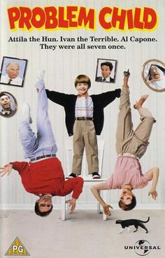 Summer Family Film Series: I Love the '90s finishes on Tuesday, August 20, 2013 at 7 PM with Problem Child (1990) 81 mins. PG Directed by Dennis Dugan Starring John Ritter, Jack Warden.