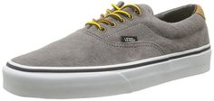 Vans Womens Era 59 (Pig Suede) Skate Shoe Smoked Pearl Size 9.5 *** Want additional info? Click on the image.