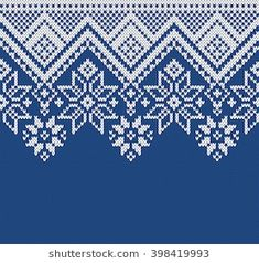 Find Winter Sweater Design Seamless Knitting Pattern stock images in HD and millions of other royalty-free stock photos, illustrations and vectors in the Shutterstock collection. Fair Isle Knitting Patterns, Intarsia Patterns, Knitting Charts, Knitting Designs, Knitting Stitches, Knitting Projects, Embroidery Patterns, Cross Stitch Patterns, Intarsia Knitting