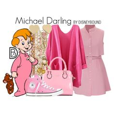 Michael Darling by leslieakay