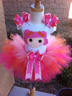 lalaloopsy  @Jessica White -- I wish I'd seen this earlier.  I would have loved to make this for Addy's party!!