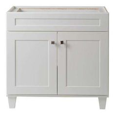 Photo Gallery In Website Creeley in Vanity Cabinet in Classic White