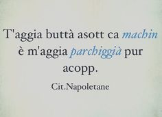 Da @citazioni_napoletane mood del venerdì