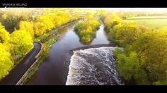 Milford, Carlow - Ireland From Above