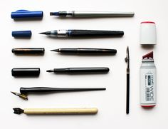 How To Get Started in Calligraphy  Seb Lester