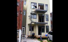 Escaliers extérieurs(Site Web)