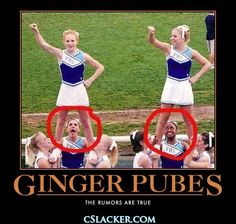 Soulless Gingers!!
