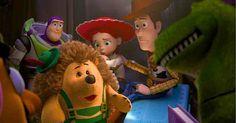 Un vistazo al mediometraje 'Toy Story of Terror'