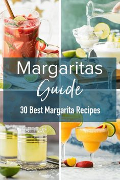 Perfect Margarita Pitcher This guide includes how to make a margarita, 30 of the best margarita recipes to try, plus everything you need to know to make great margaritas every time! Pitcher Margarita Recipe, Best Margarita Recipe, Margarita Salt, Perfect Margarita, Skinny Margarita, Margarita Recipes, Cocktail Recipes, Drink Recipes, Easy Cocktails