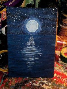 Acrilic Paintings, Easy Canvas Art, Small Canvas Art, Simple Acrylic Paintings, Acrylic Painting For Beginners, Easy Canvas Painting, Cute Paintings, Mini Canvas Art, Abstract Canvas