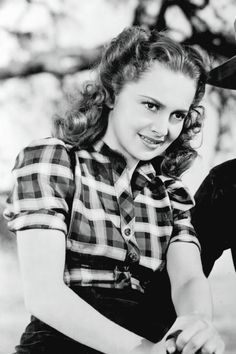 Olivia de Havilland, Dodge City (1939)