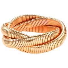 J.Crew Golden Twist Bracelet ($99) ❤ liked on Polyvore featuring jewelry, bracelets, j.crew, accessories, gold, j crew bangle, twist jewelry, j crew jewelry, golden jewellery and j crew jewellery