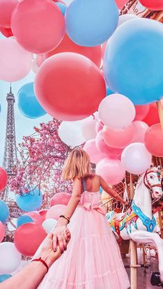 Happy Birthday Pictures For Women Flowers 63 Ideas For 2020 Amazing Photography, Photography Poses, Fashion Photography, Happy Balloons, Iphone Wallpaper Video, Paris Wallpaper, Happy Birthday Pictures, Colourful Balloons, Girly Pictures