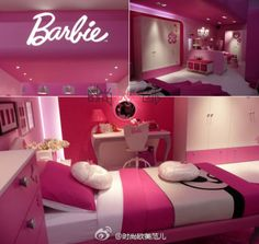 Barbie hotel