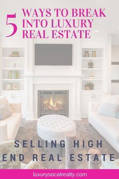 Learn how to break into the luxury real estate market! Discover actionable tips to selling high end real estate and how to attract high end real estate clients by San Diego Real Estate Agent Joy Bender   Luxury Realtor® #luxuryrealestate #realtorlife #rea