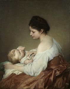 View Tendresse maternelle by Adolphe Jourdan on artnet. Browse upcoming and past auction lots by Adolphe Jourdan. Image Nature, Images Vintage, Lesbian Art, Beauty In Art, Illustration Art, Illustrations, Baby Art, Photography Projects, Mothers Love