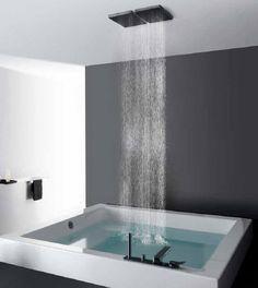 Unique Shower Designs & Ideas_17