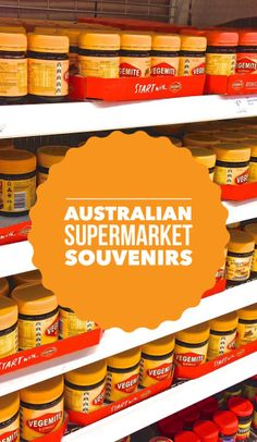 Shop Australian Supermarket For Travel Souvenirs Gifts From Australia, Visit Australia, Sydney Australia, Australia Travel, Australia Shopping, Australian Gifts, Aussie Food, Shopping Places, Destinations