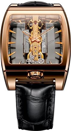 Corum Golden Bridge Automatic.