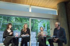 Gegen die Strömung - Neue Lyrik aus Polen - Katarzyna Fetlinska, Karolina Golimowska, Marta Podgórnik und Dariusz Sosnicki (c) Mike Schmidt