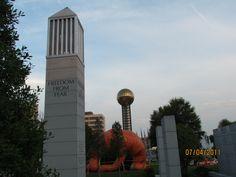 World's Fair Park, Knoxville, TN