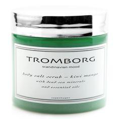 Tromborg | Salt Scrub Kiwi Mango 35€
