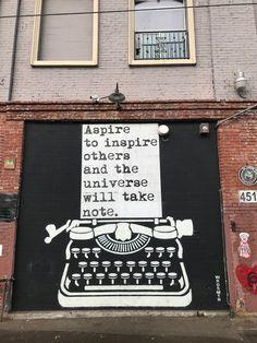 39 ideas for street art quotes life los angeles Murals Street Art, Street Art Graffiti, Street Art Quotes, Graffiti Kunst, Graffiti Quotes, Street Art Photography, Abstract Photography, Photography Aesthetic, La Art
