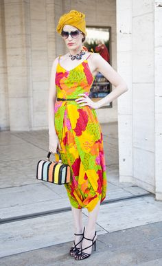 Fashion Week Street Style 2013: Stylish Showgoers Take Cues From The Runway (PHOTOS)