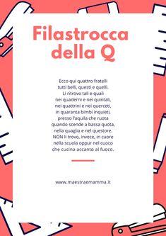 Italian Grammar, Italian Language, Italian Lessons, Learning Italian, Second Grade, Homeschool, Classroom, 3, Quotes