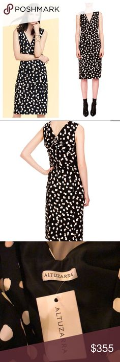586631b9ce NEW Altuzarra dot-print sheath dress Brand new with original  1795 tags  attached! Authentic