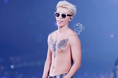 Blonde Hae was so hot