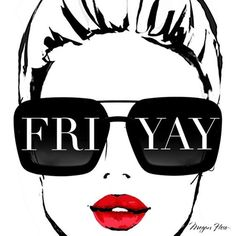Fri –YAY is right! Come and visit us this beautiful Friday for a shampoo and blow dry to start your weekend off right! Walk in or call to book your appointment! 407-977-8481