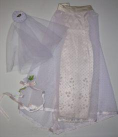 Vintage Barbie Wedding Wonder #1849 (1968 - 1969)