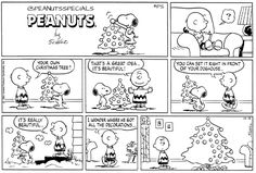 www.peanuts.com First appearance: December 15th, 1991 #peanutsspecials #ps #pnts #peanuts #schulz #snoopy #charliebrown #christmastree #beautiful #doghouse #decorations