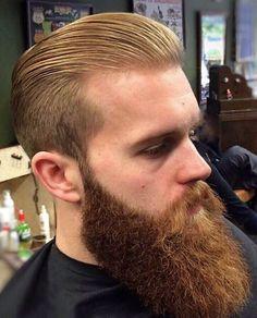 Trends facial hair