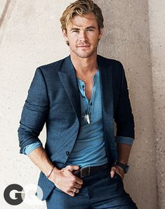 Chris Hemsworth for GQ