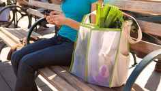 the ultimate farmers market bag