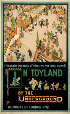 In Toyland, Tony Sarg 1913