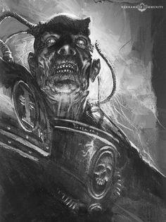 Warhammer 40k Art, Darth Vader, Community, Fictional Characters, Fantasy Characters