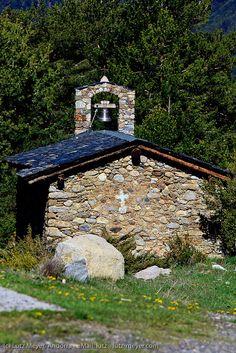 Andorra churches & chapels: Els Cortals, Encamp, Andorra