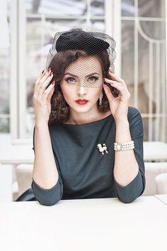 Image result for vintage clothing blogger