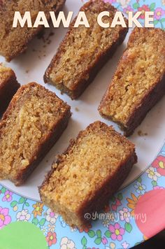 Eggless Mawa Cake Recipe - Eggless Khoya Cake Recipe