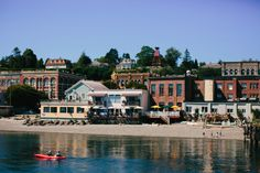 10 most beautiful Washington towns - Port Townsend, where An Officer & a Gentleman was filmed❤️