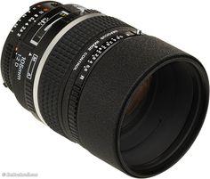 Nikon 105mm f/2 DC  The Prince of Bokeh (1993-)