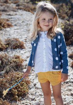 Knot ropa, marca de moda infantil preciosa