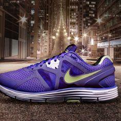 Nike Lunar Glide+ .